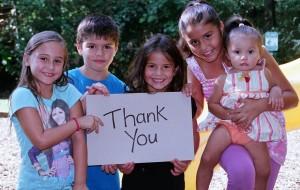 thank you kids five2